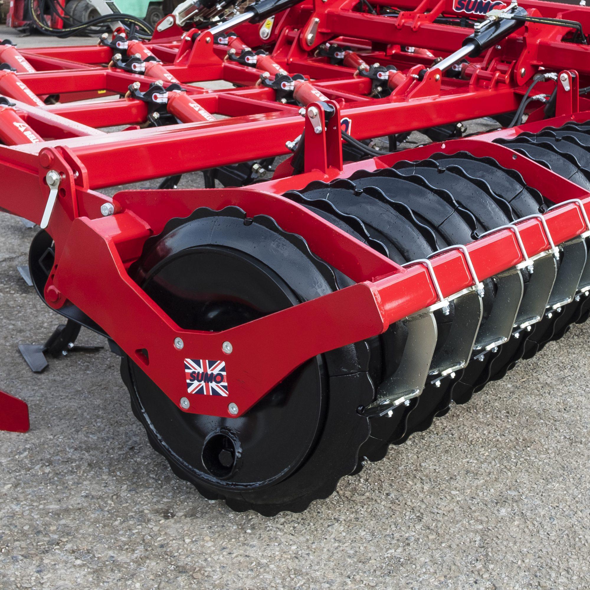Multipress-Roller
